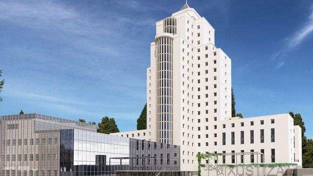 Proyecto de la nueva Ciudad de la Justicia de Vigo