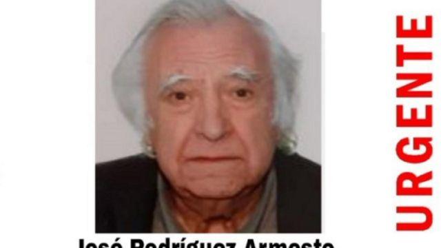 José Rodríguez Armesto, de 76 años de edad.