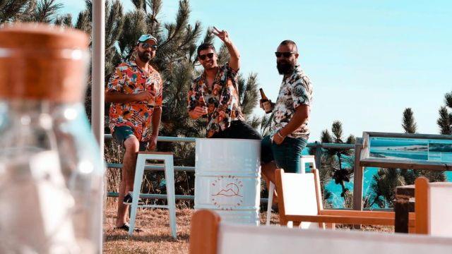 Bico Beach Bar-Pragueira