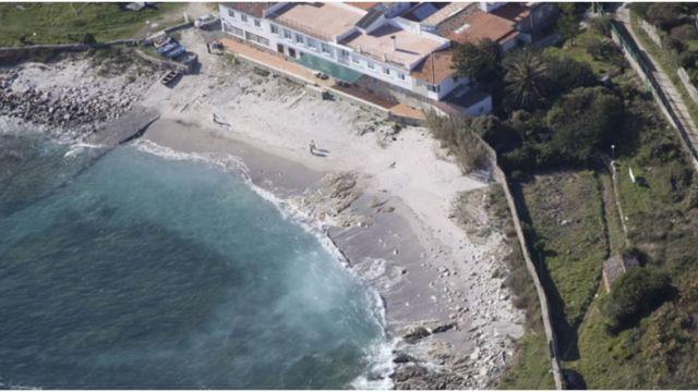 Playa de Ancoradoiro (Muros).