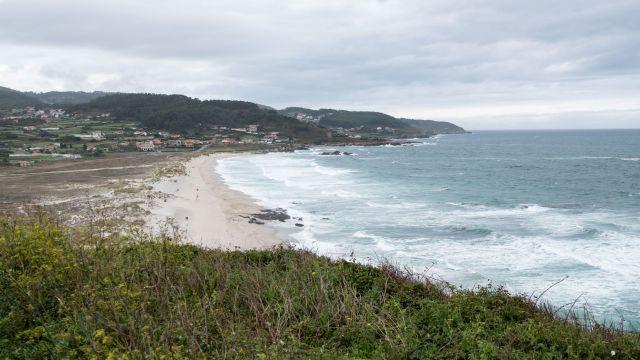 Playa de Barrañán.