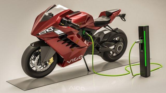 Vigo, la prometedora (y fallida) 'superbike' eléctrica