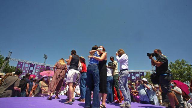 La nueva líder de Podemos, Ione Belarra