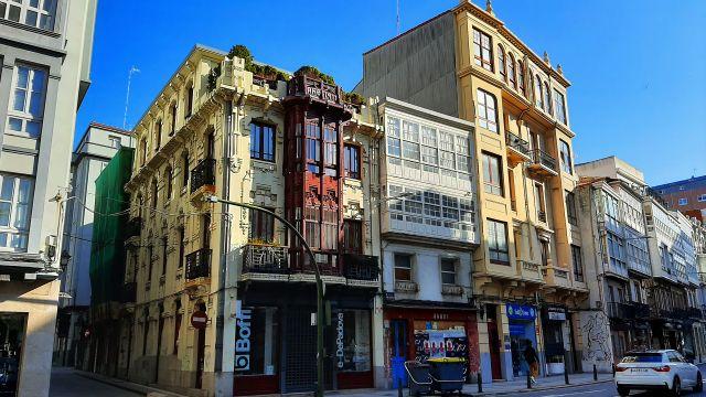 Edificio La Llave (Foto: Nuria Prieto)