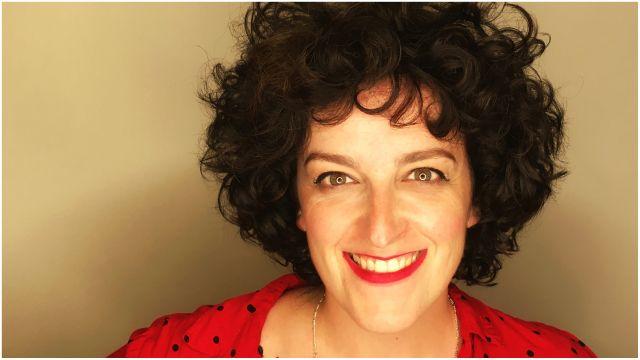 Cristina Moreira, impulsora de 'Fóra do Mapa'.