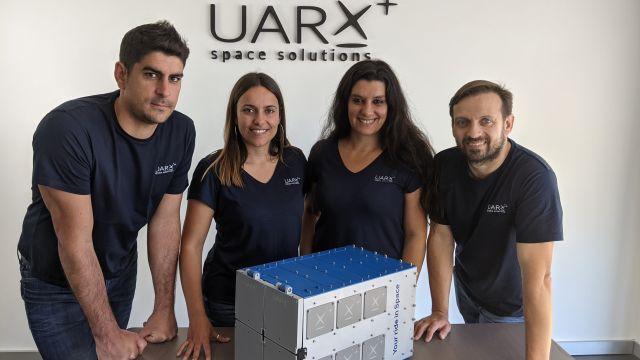 Equipo de UARX Space