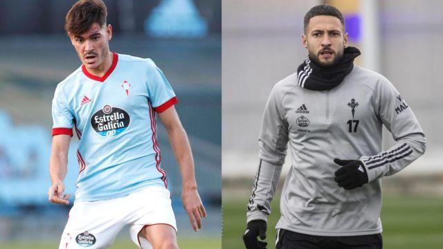Jozabed Sánchez y David Juncà dejan de ser jugadores del Celta