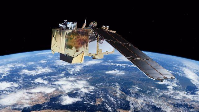 El satélite 'Setinel 2' en una imagen de archivo.