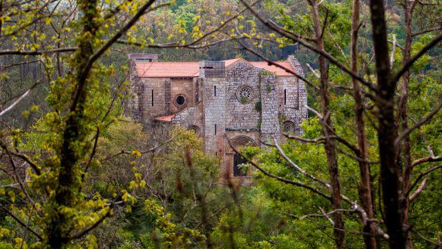 Monasterio de Carboeiro (Foto: turismo.gal)