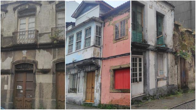 Fachadas de la calle Concepción Arenal.