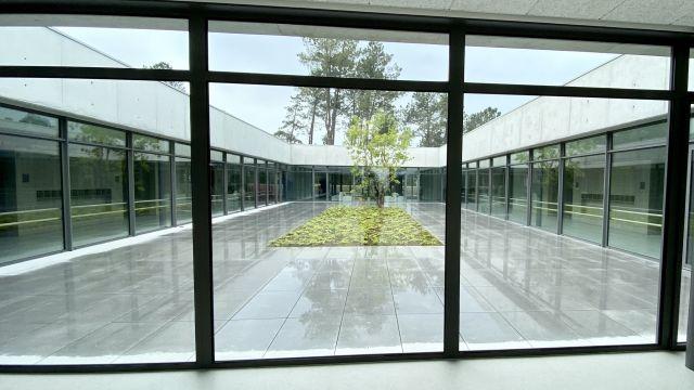 El nuevo centro inaugurado recientemente en Vigo.