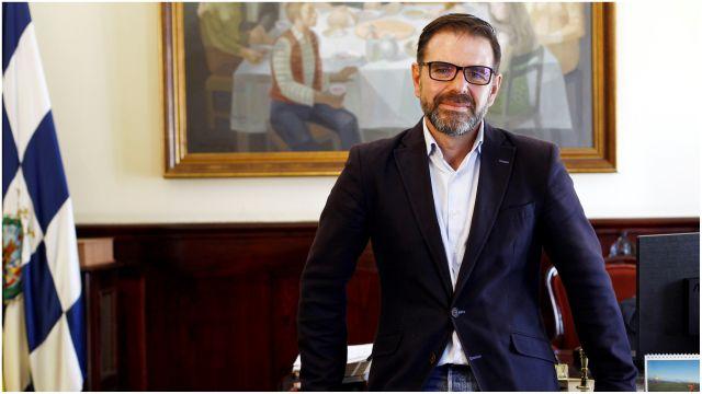 Ángel Mato, actual alcalde de Ferrol.