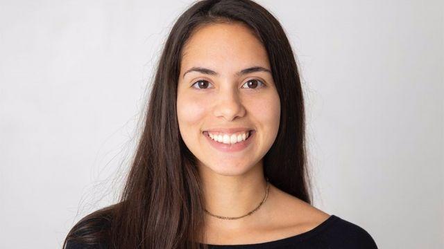 Stephanie Gómez, joven de 25 años de Carballo (A Coruña) nominada a un Emmy