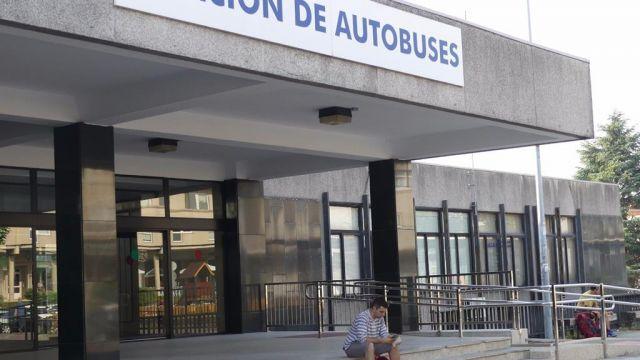 Antigua estación de autobuses de Santiago
