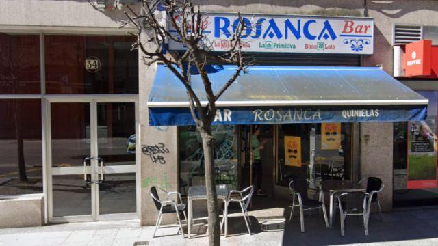 Bar Rosanca, en la Torrecedeira