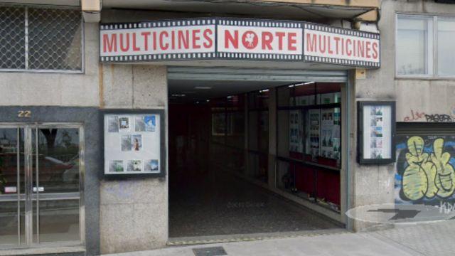 Multicines Norte en Vigo