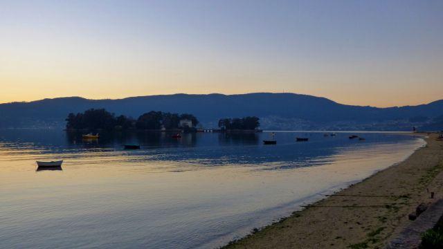 Isla de San Simón.