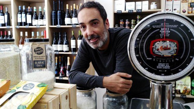 Pep Frías, gerente de Bon Appetit