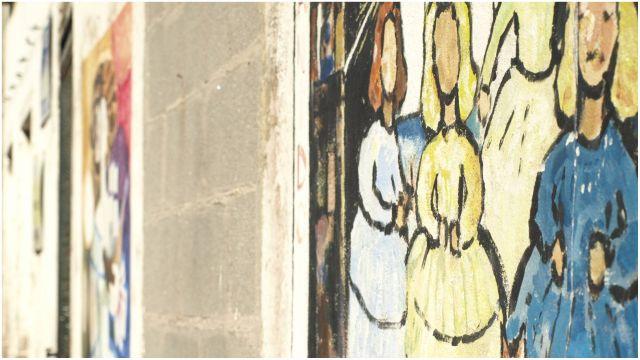 Canido se convertirá en epicentro del arte urbano.