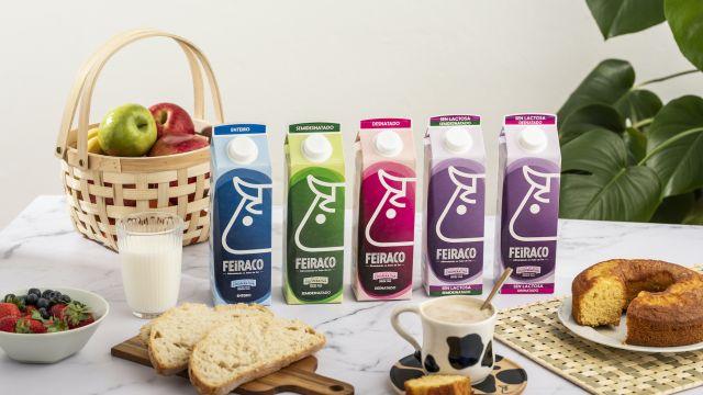 Selección de produtos de Feiraco