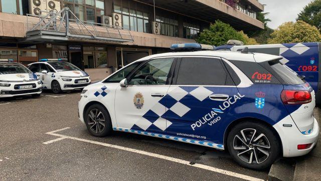 Jefatura de la Policía Local de Vigo.