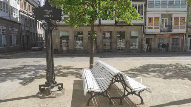 Plaza de Armas de Ferrol