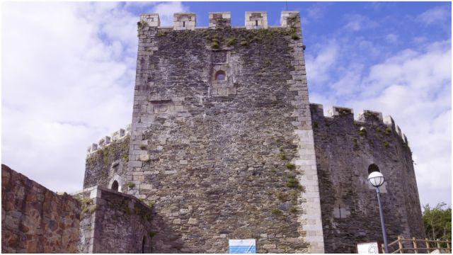 Castillo de Moeche.