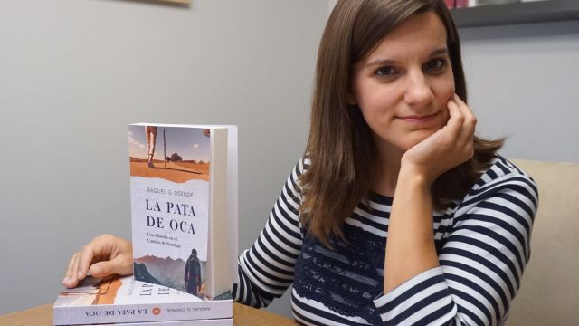 Raquel G. Osende, finalista del Premio Literario de Amazon