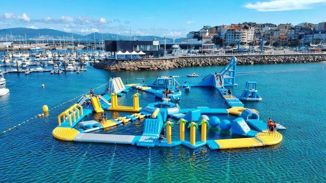 Aquapark de Sanxenxo