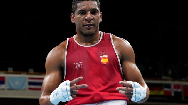 Enmanuel Reyes, boxeador coruñés en los Juegos Olímpicos de Tokio 2020