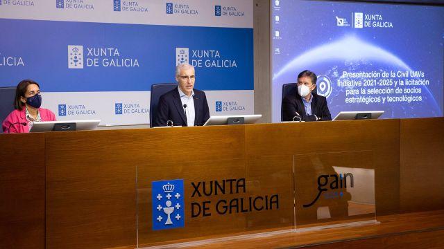 La Xunta lanza la licitación para elegir hasta 8 socios estratégicos en el Polo Aeroespacial de Galicia