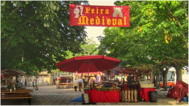 Foto de archivo de la 'Feria Medieval'.