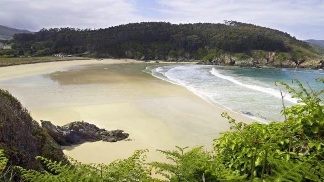 Playa de Xilloi (Foto: Turismo de Galicia)