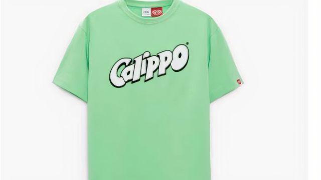 Camiseta de Calippo.