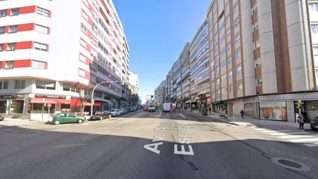 Avenida Alcalde Gregorio Espino en Vigo (Google Maps)