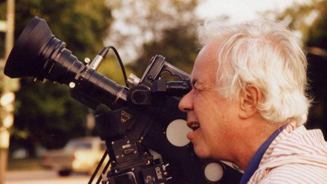 El cineasta Manfred Kirchheimer