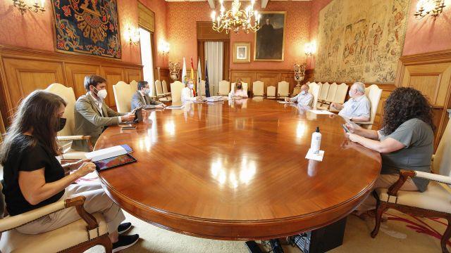 Junta de Gobierno de la Diputación de Pontevedra