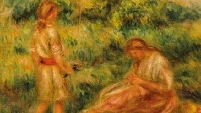 La exposición 'Mulleres. Entre Renoir e Sorolla' se inaugura este jueves en Pontevedra