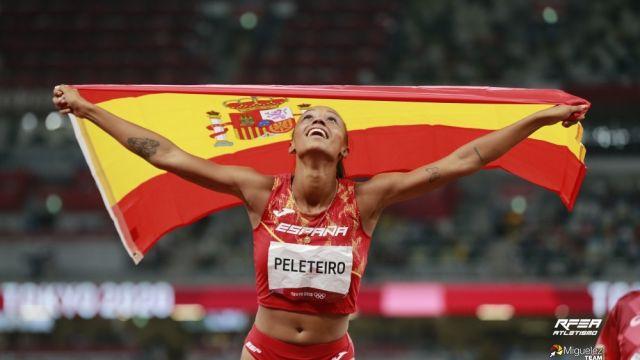 Ana Peleteiro, bronce en los Juegos Olímpicos