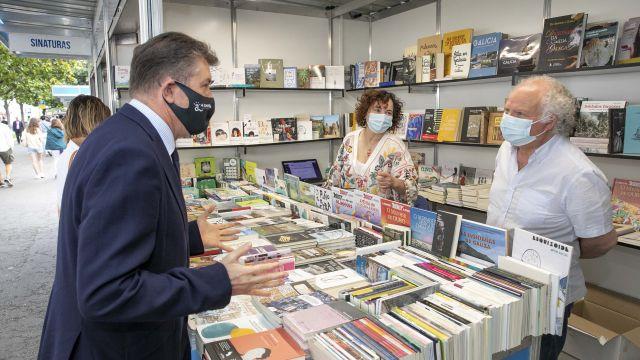 Inauguración este domingo de la Feria del Libro