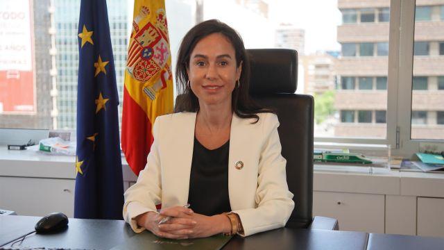 La secretaria de Estado de Infraestructuras, Isabel Pardo de Vera