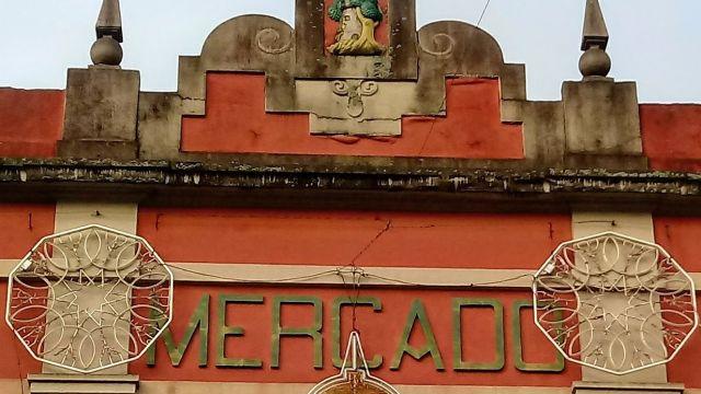 Mercado del Calvario de Vigo
