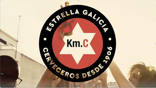 Estrella Galicia presenta Km.C