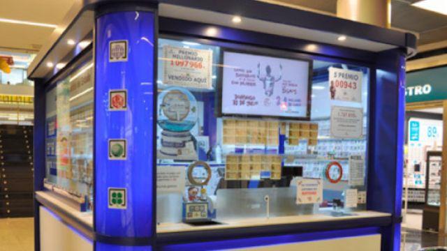 Administración de Loterias en Marineda City