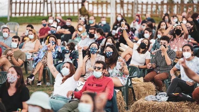 Durante el festival se respetarán aforos, distancias y todas las medidas sanitarias
