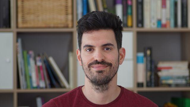 Carlos Eiras, investigador en el Grupo Lidia del Citic