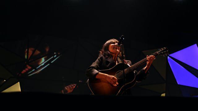 Concierto de Amaral en el Morriña Fest este verano.