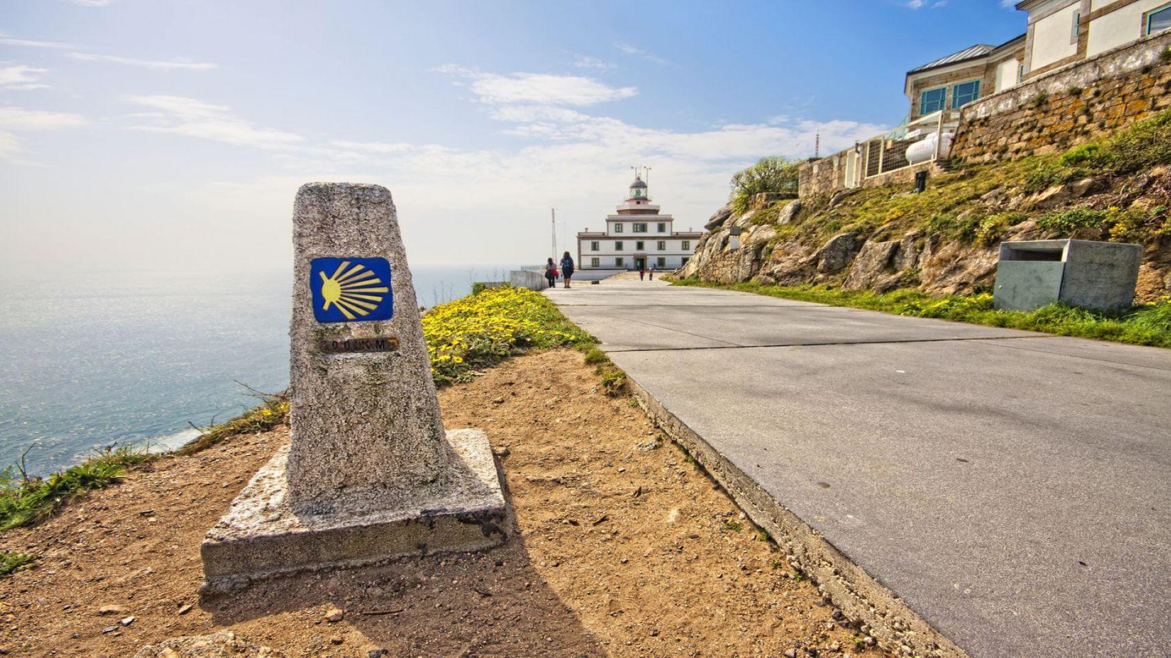Faro de Fisterra - Camino de Fisterra - Muxía :: Guía del Camino de Santiago