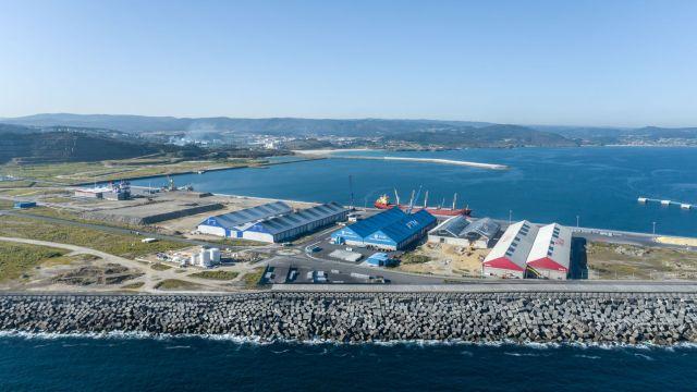 Puerto Exterior de A Coruña.