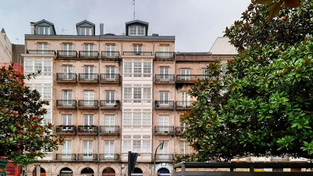 Viviendas situadas en el nº 2 - 6 de la Plaza de Pontevedra